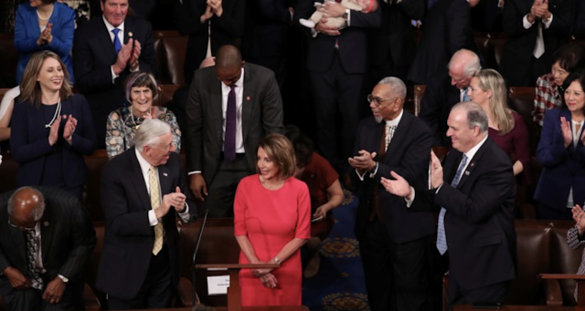 An Awkward Beginning to Democratic Control of the House: The shutdown is undercutting the Democrats' moment of triumph, muddling their opportunity to drive the national debate on their own terms