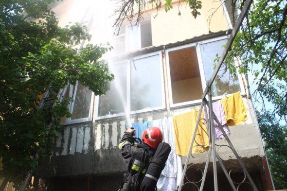 2-річна дитина загинула під час пожежі в житловому будинку