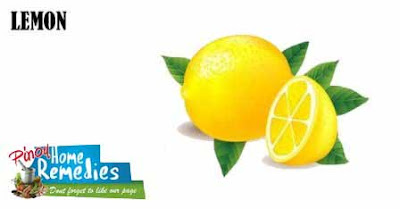 Home Remedies for Cracked Heels: Lemons
