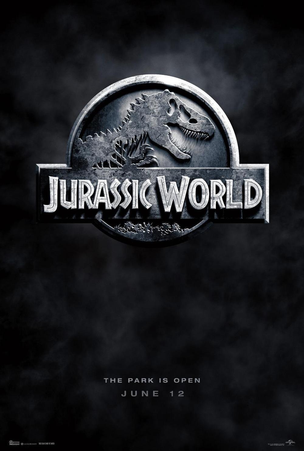 jurassic world film recenzja plakat chris pratt