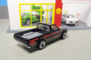 Hot Wheels 9-Car Multipack Exclusive Datsun 620
