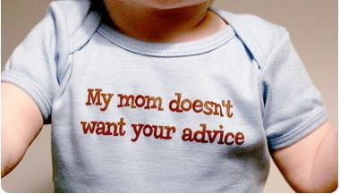 Μην λέτε στη μαμά τι να κάνει