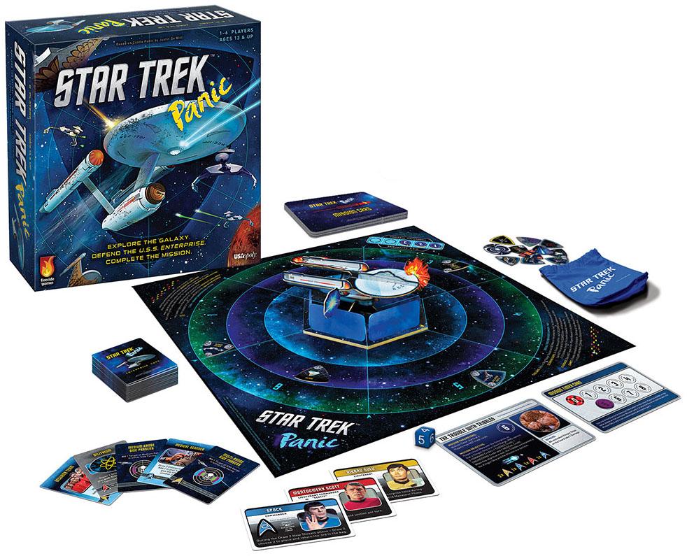 ACD Distribution Newsline: New from USAopoly! Star Trek