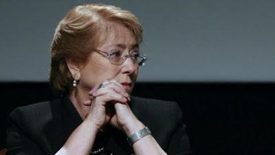 Patricia Puga M.,Tía de Michelle Bachelet arremete contra la Alta Comisionado de la ONU