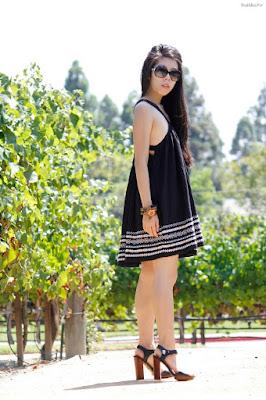 Vestidos de verano negros
