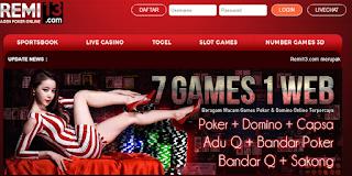 Jackpot Remi9 Online