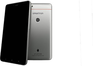 Smartron srt.phone with Snapdragon 652 SoC launched in India