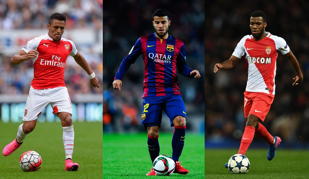 Arsenal Transfer News - Sanchez, Rafinha, Lemar, Perez