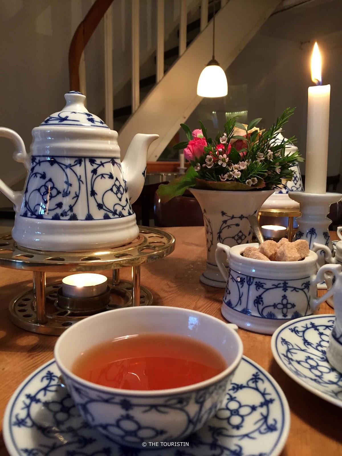 The Touristin Tea Time In East Frisia