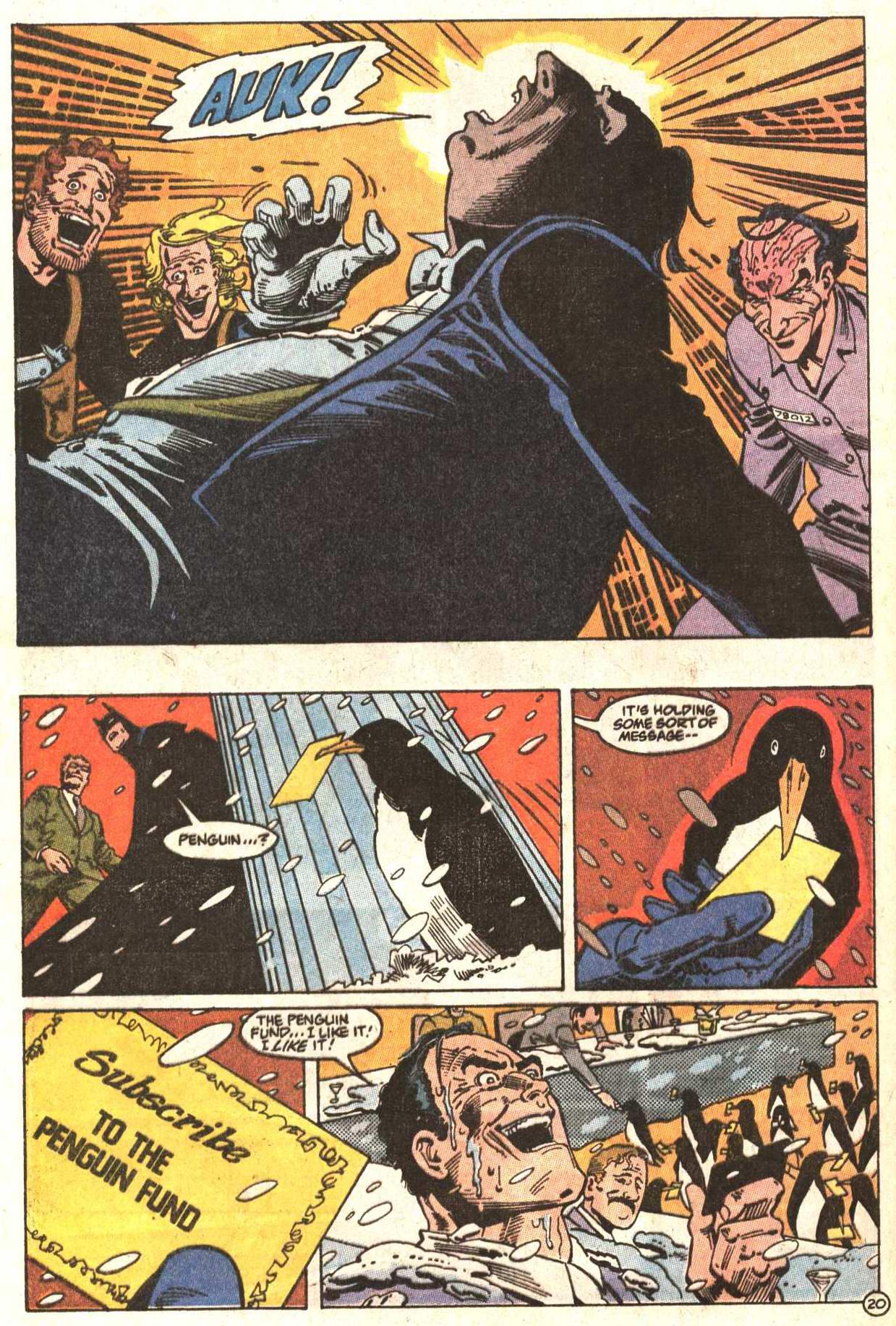 Detective Comics (1937) 610 Page 20