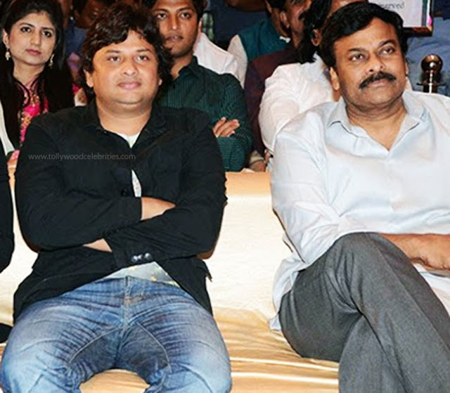 Mega Star Next Movie With Surender Reddy?