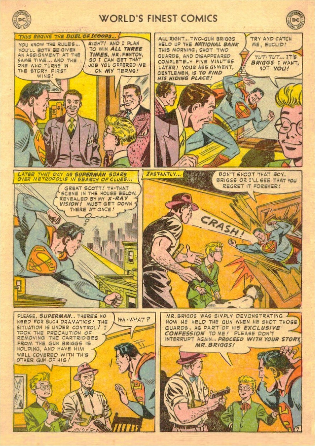 Read online World's Finest Comics comic -  Issue #58 - 9