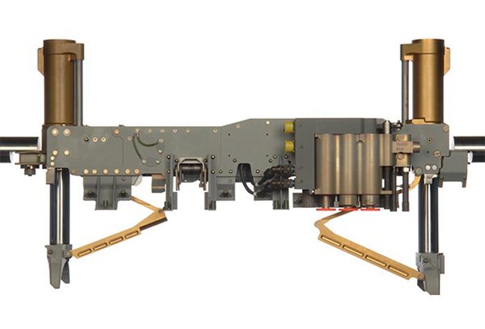 Missile Eject Launcher untuk KFX
