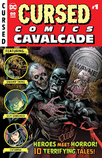 Cover of Cursed Comics Cavalcade #1 from DC Comics