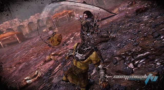 Middle Earth Shadow Of Mordor Xbox 360 Region Free Latino