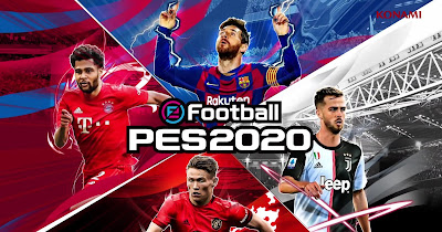 eFootball PES 2020 MOD APK + OBB for Android