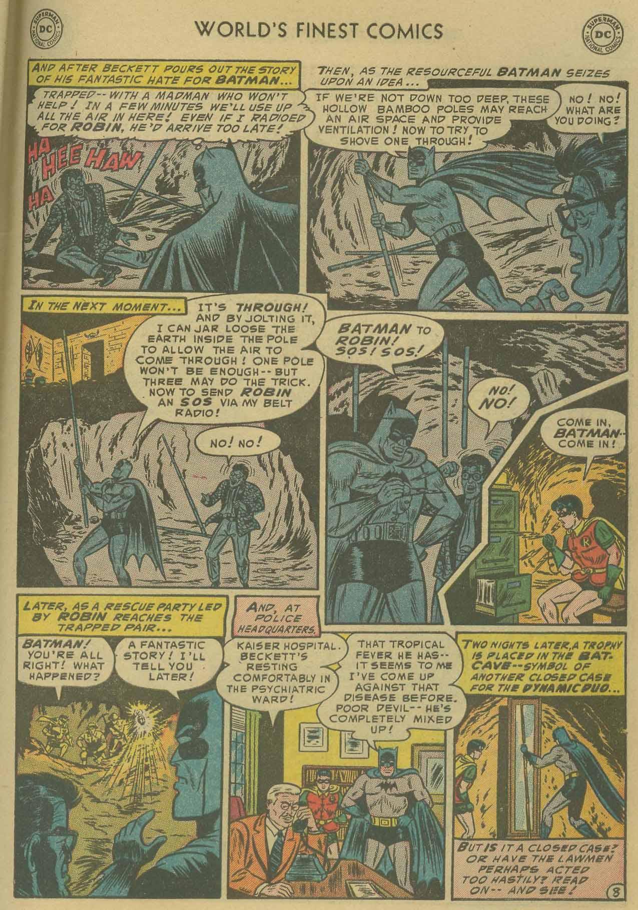Read online World's Finest Comics comic -  Issue #69 - 61