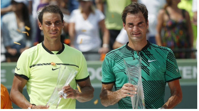Roger Federer, Rafael Nadal Re-Enter Top 5 ATP World Ranking