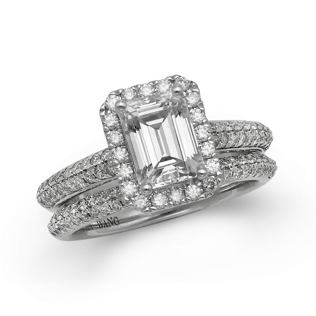 Vera Wang Love Collection Wedding Rings Knotsvilla