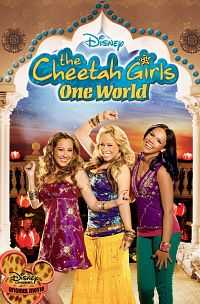 The Cheetah Girls One World 2008 Hindi 300mb Download Dual Audio 480p BRRip