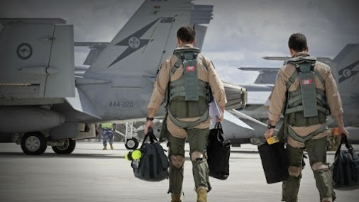 BREAKING .. Australian Forces to Expand Bombing Islamic State http://bit.ly/2c2gWnL  #Australia,#Aus...