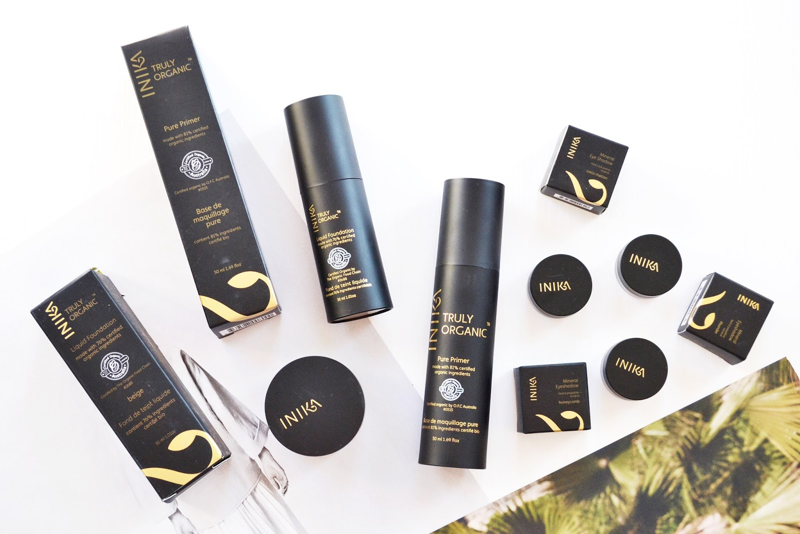 mineral makeup, organic beauty brand, organic make up, inika cosmetics