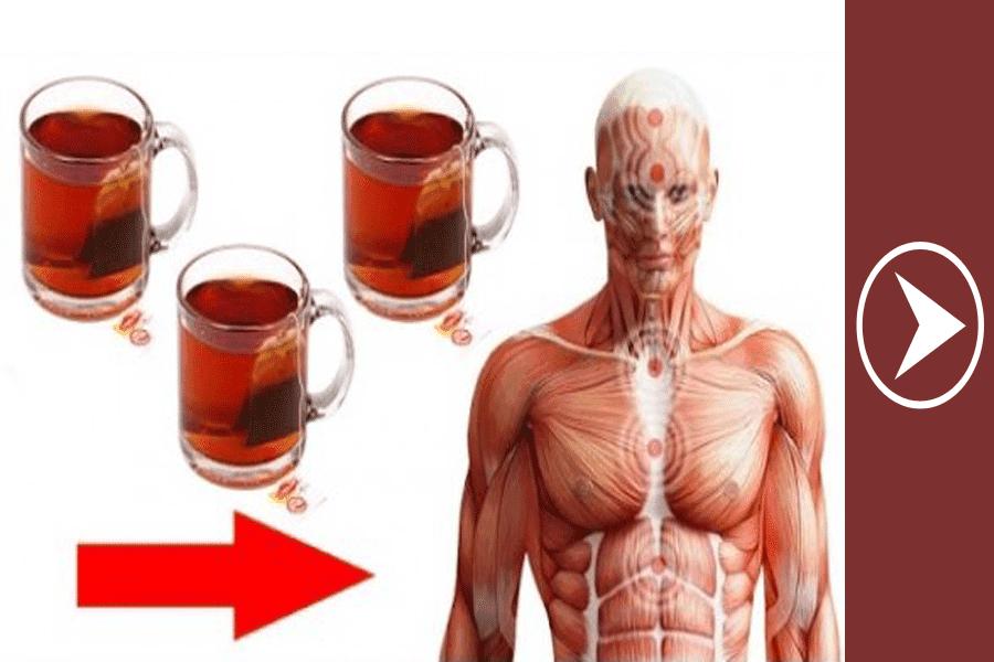 هل تعلم ماذا يفعل شرب كوب من الشاي في جسم الإنسان لن تصدق سبحان الله