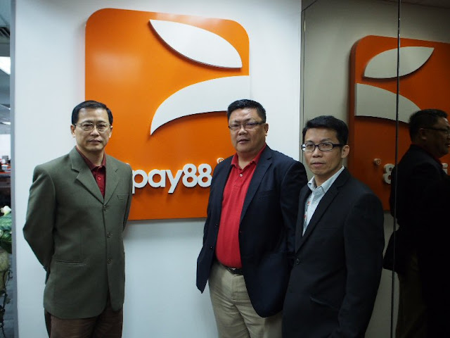 Founders of iPay88
