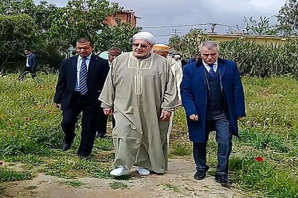 """الوزير الأسبق للشؤون الدينية من الشلف : """"نهدف لإسترجاع المقاصد السامية  للزوايا في المجتمع الجزائري"""""""