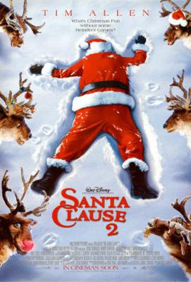 Santa Clausula 2 – DVDRIP LATINO