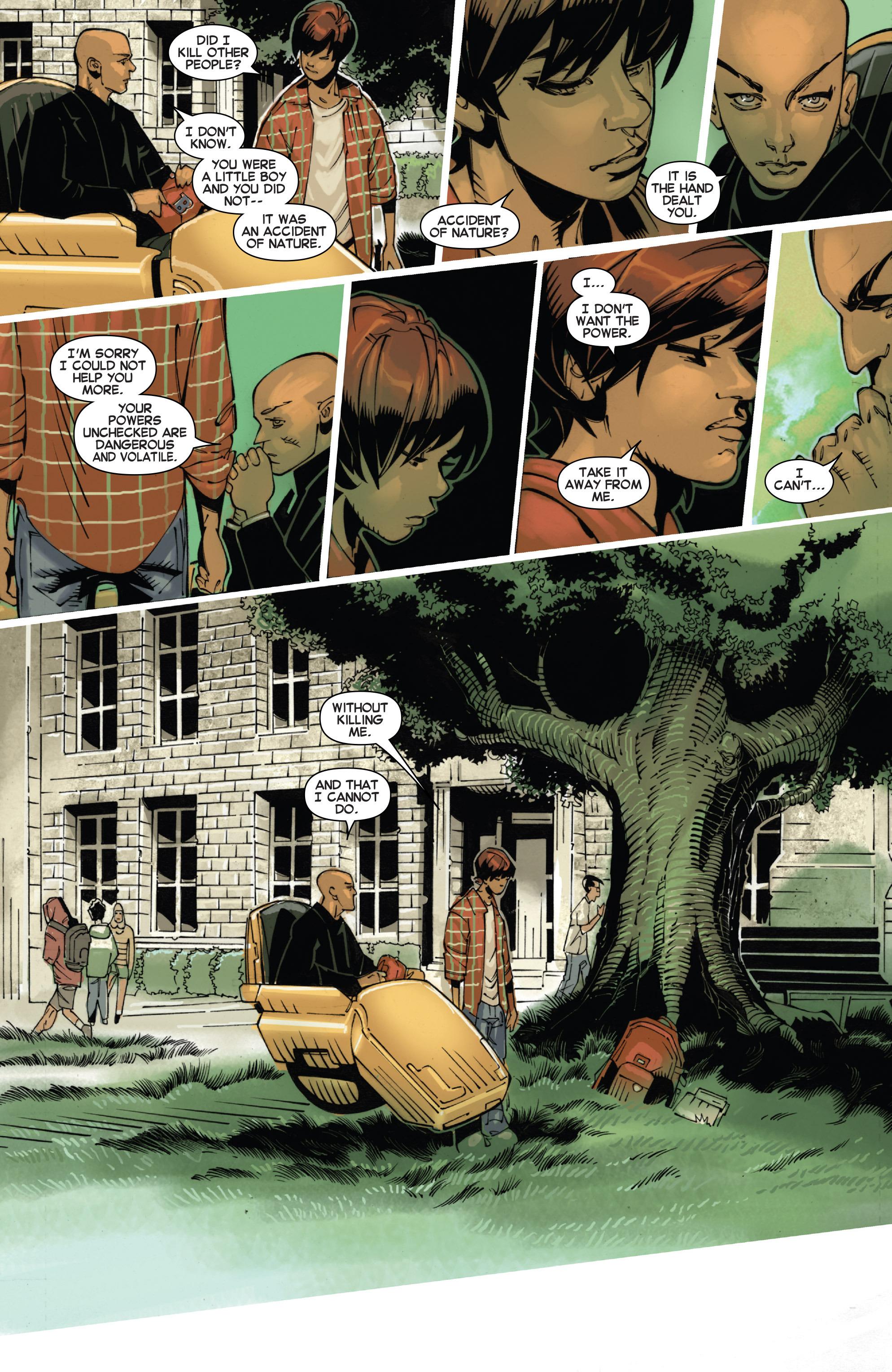 Read online Uncanny X-Men (2013) comic -  Issue #25 - 23