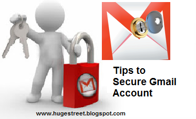 How To Secure Google or Gmail Account
