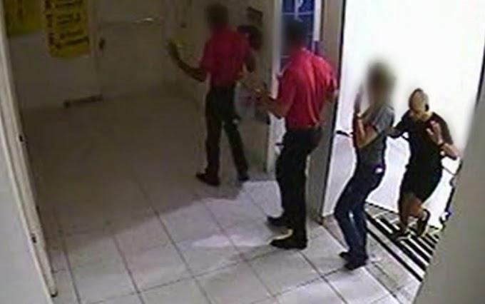 Adolescentes fazem 14 reféns em loja de Goiânia