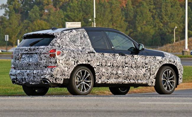 2018 BMW X3 Review and Release Date