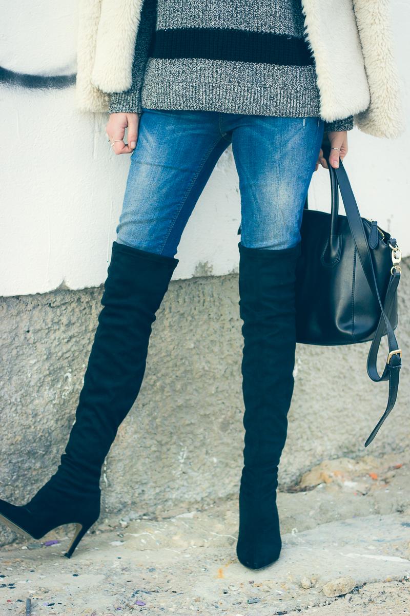 trend alert knee boots