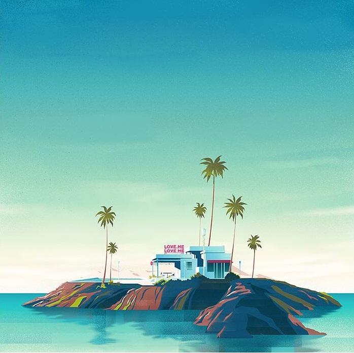 Winner - Island Lyrics with English, Indonesia Translate ...