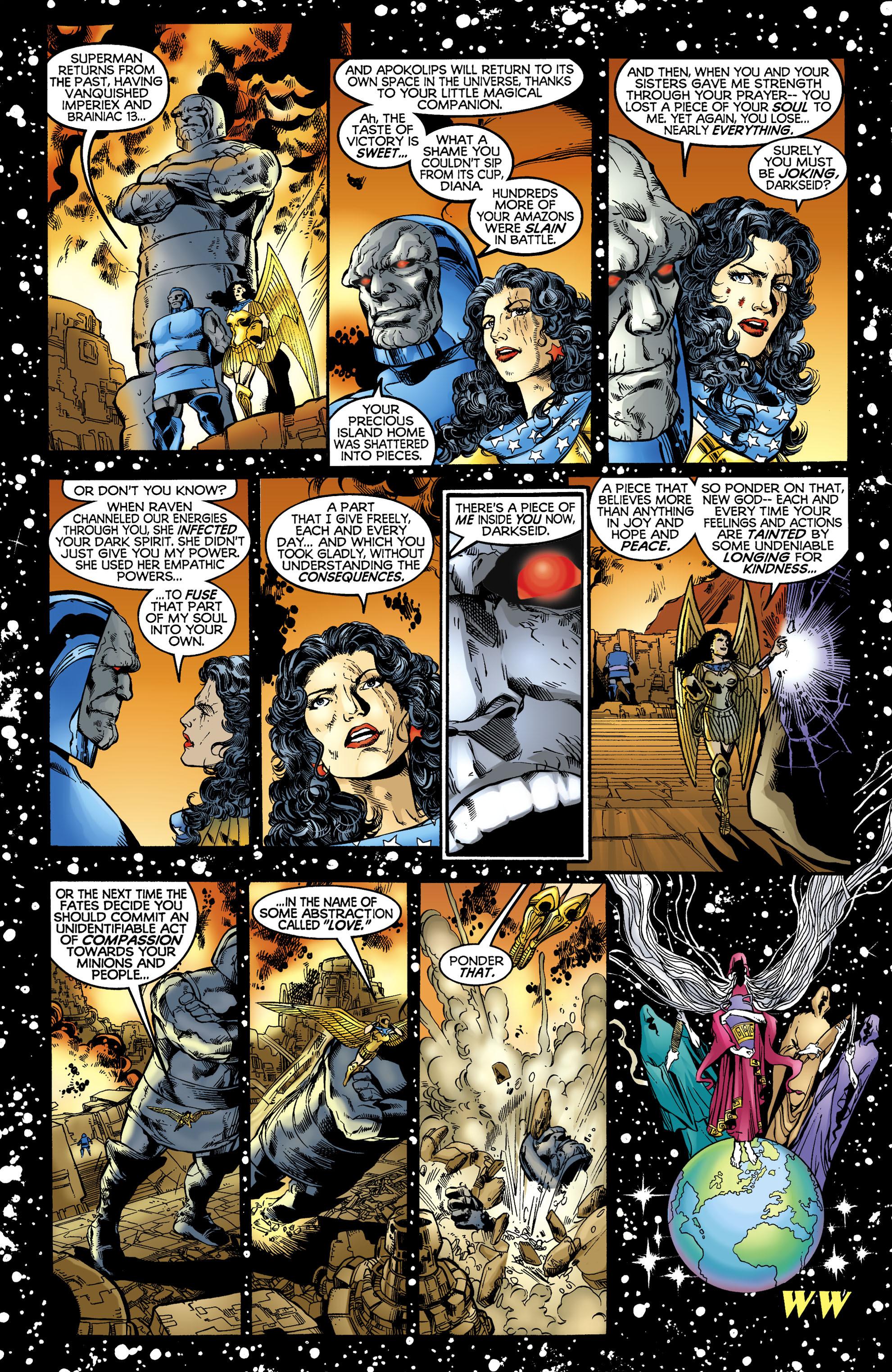 Read online Wonder Woman (1987) comic -  Issue #173 - 23