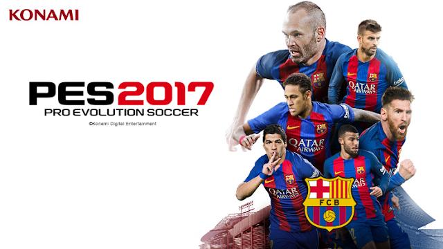 PES 2017 Mobile nos presenta el modo liga local y recompensas varias