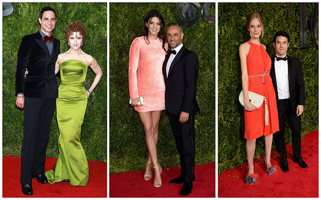fashion designers tony awards
