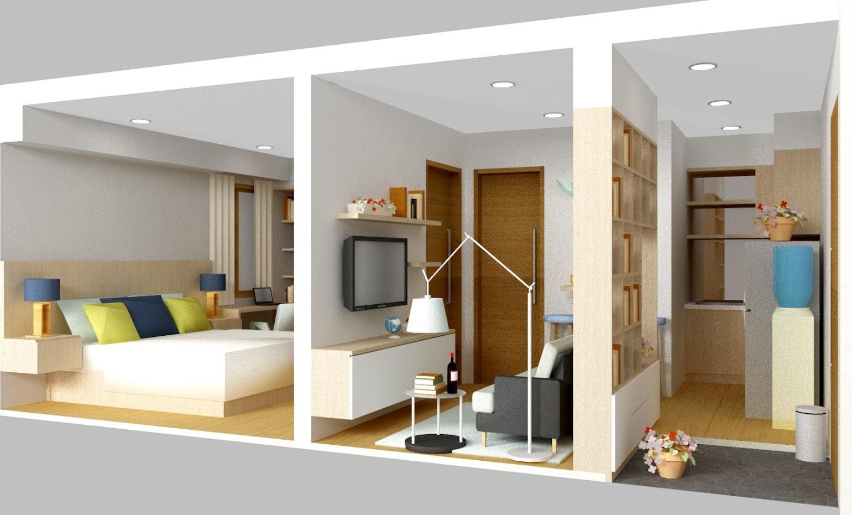 10 Contoh Desain Interior Rumah Minimalis Terbaru 2020