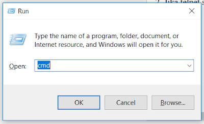 Cara Nonton Film Star Wars di Command Prompt / CMD Windows 10