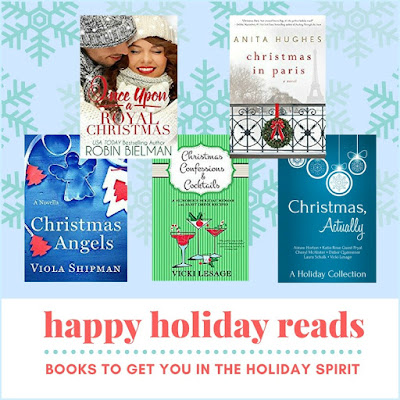Happy Holiday Reads: Books to Get You in the Holiday Spirit