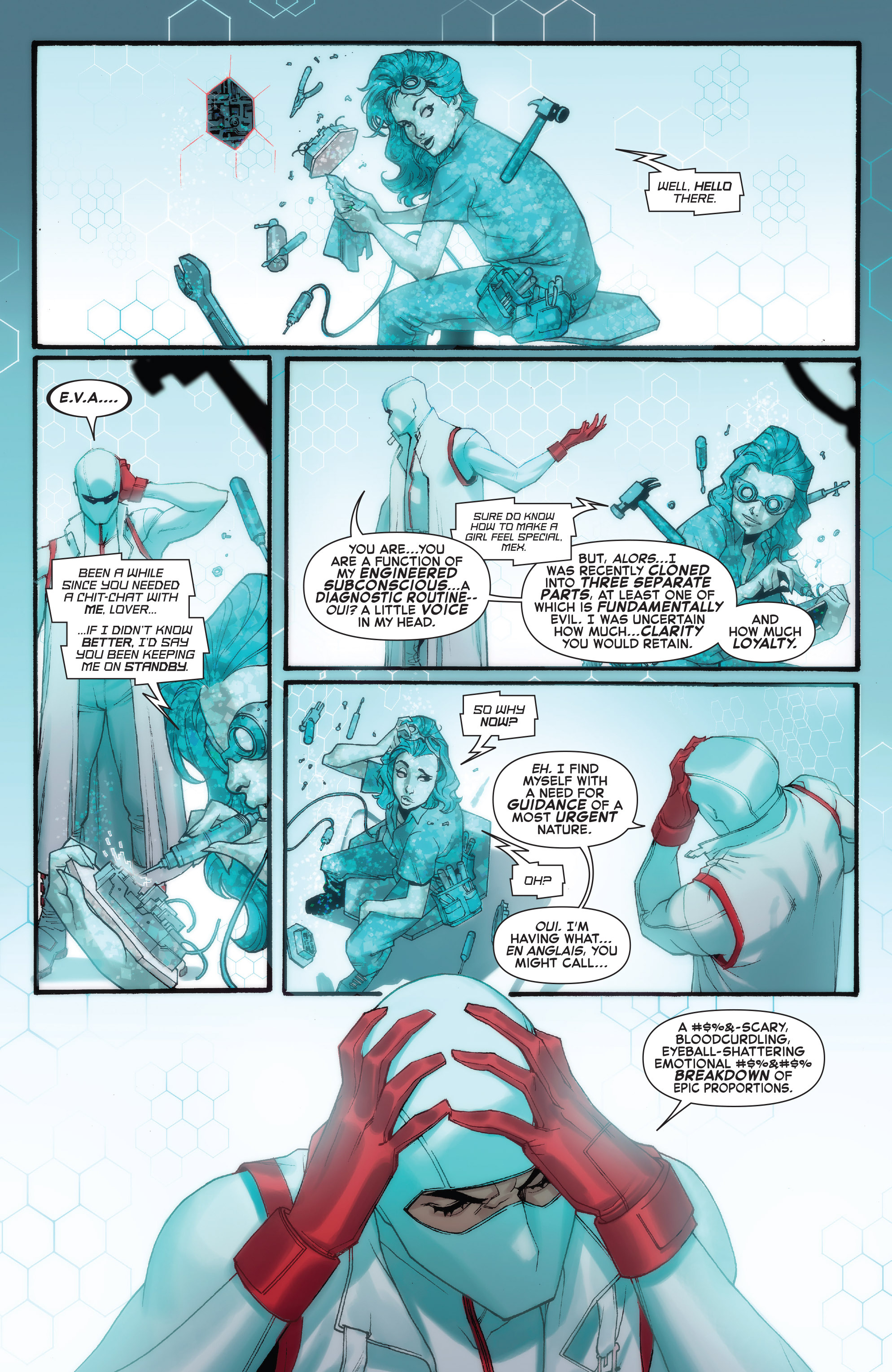 Read online X-Force (2014) comic -  Issue #4 - 3