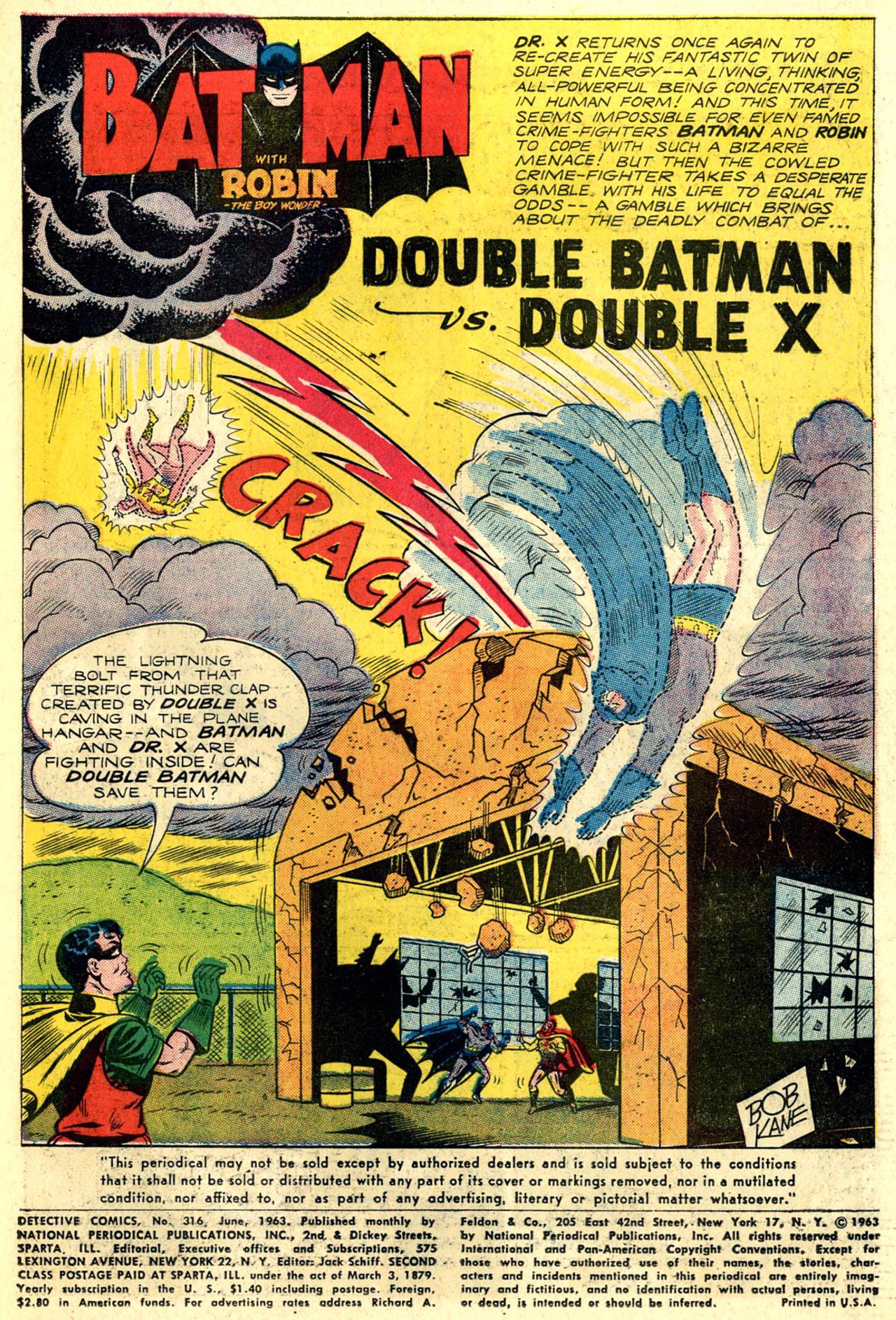 Detective Comics (1937) 316 Page 2