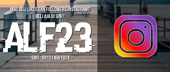 Alfian Andi 23 Beli Followers Instagram