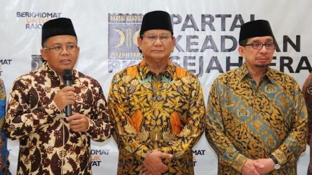 Diunggulkan PKS Jadi Cawapres Prabowo, Sekuat Apa Salim Segaf?