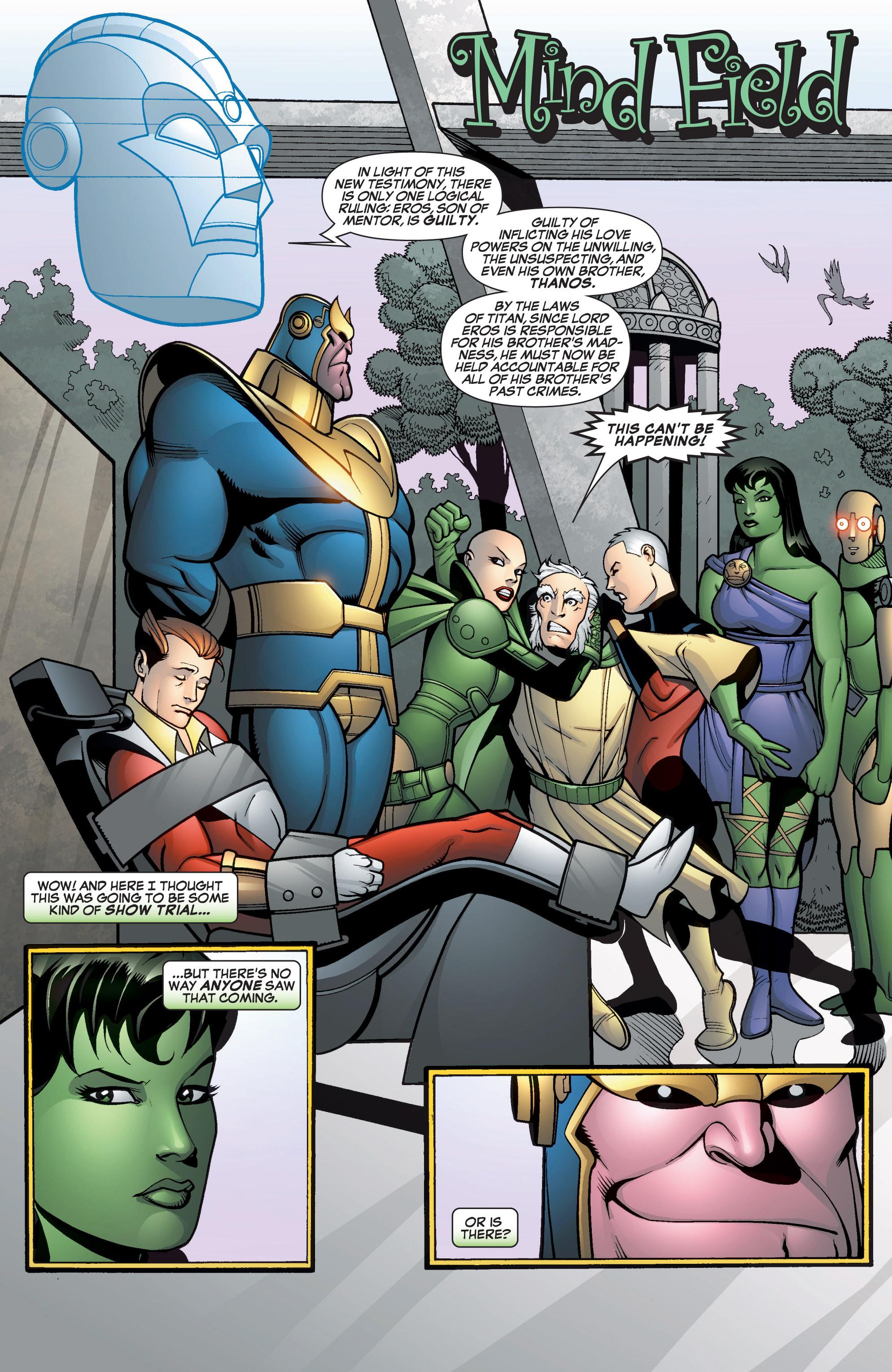 Read online She-Hulk (2005) comic -  Issue #13 - 3