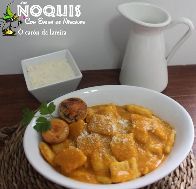 GNOCCHIS O ÑOQUIS CASEROS