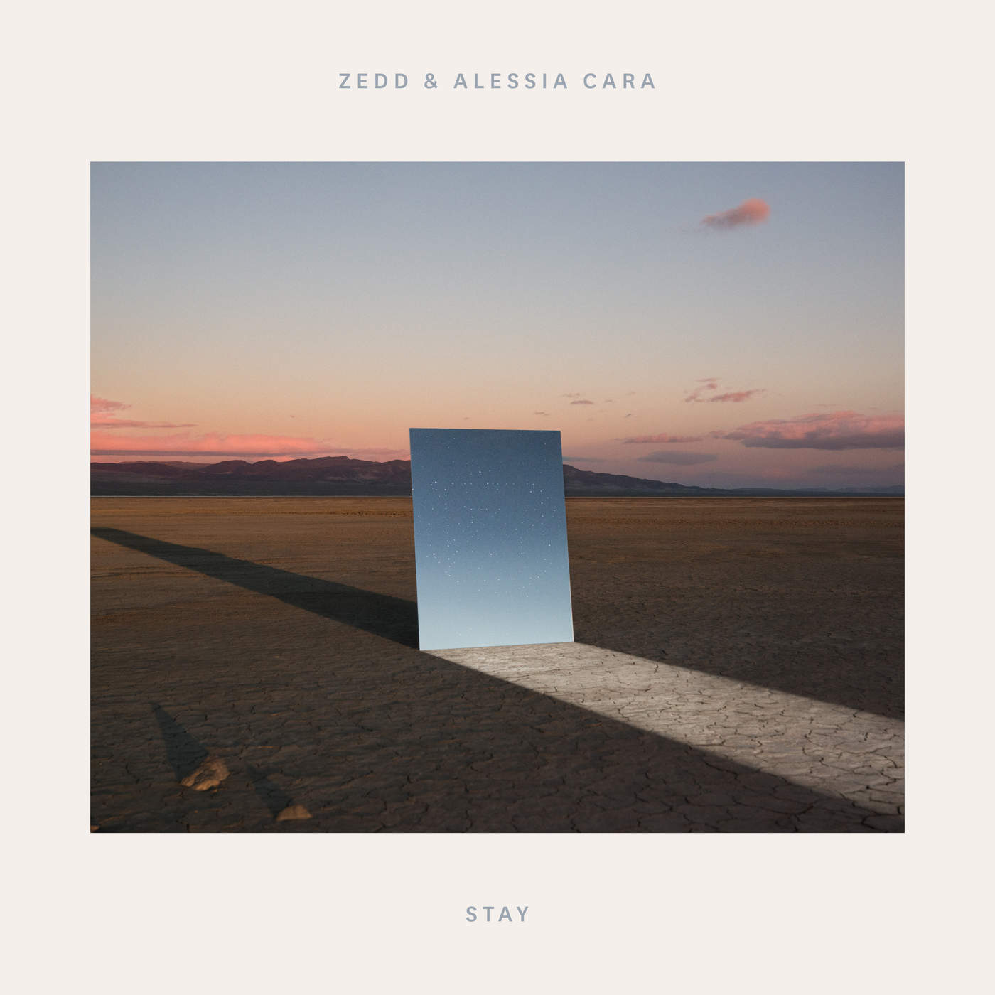 Zedd & Alessia Cara - Stay - Single Cover