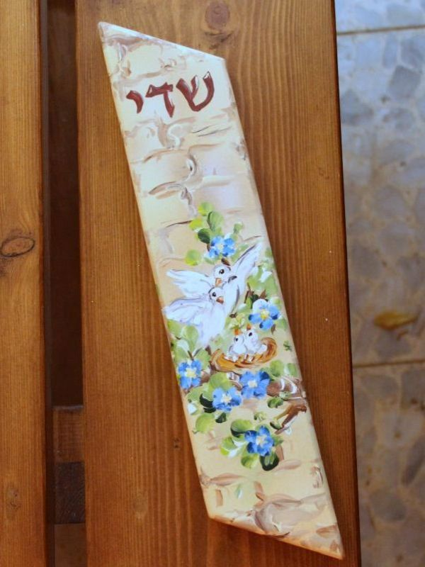 Women On The Land Why Do We Need A Mezuzah